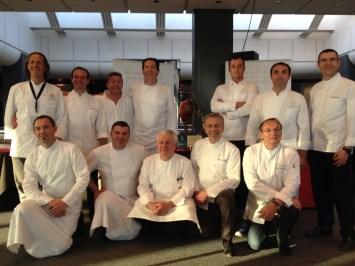 Les 11 chefs Relais & Châteaux