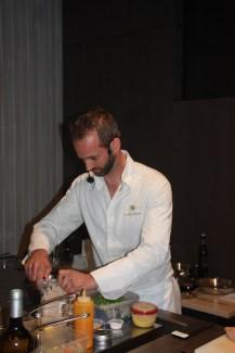 Geoffrey Poësson, La Badiane à Sainte-Maxime