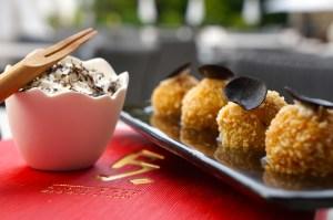 Arancini aux truffes
