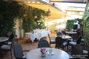 restaurant La Colombe, Hyères