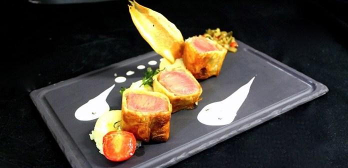 restaurant L'un des Sens, Cogolin, David Guilloteau
