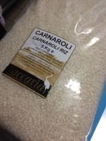 riz Carnaroli, LE secret pour réussir un risotto.