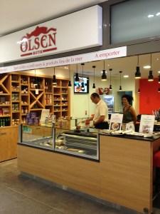 Olsen Butik, galerie commerciale Fréjus Plage