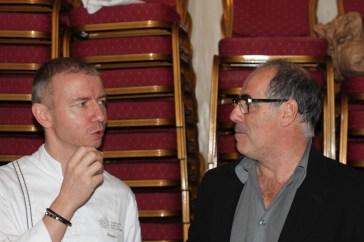 Laurent Trochain, Numéro 3, et Pascal Aimé, La Table de Fanette
