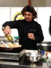 Xavier Maladran, Salon Terroir & Gastronomie 2013