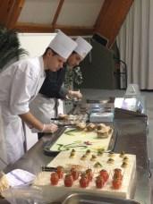 Concours des élèves des lycées hôteliers, Salon Terroir et Gastronomie 2014
