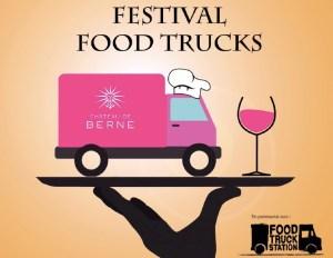 Festival Food Trucks au Chateau de Berne