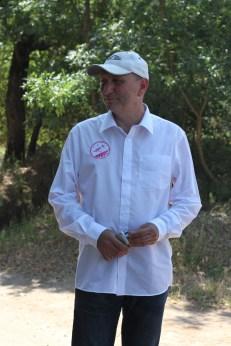 Alain Bacino, Président Chambre d'Agriculture du Var et Vice-Président Association Vignerons de Pierrefeu