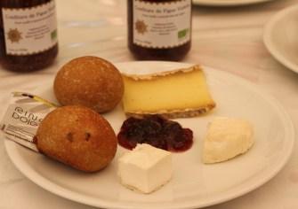 Fromages : Domaine Saint-Gall, Ferme du Camp Redon, Bastide de Fonteye, confiture de figues Domaine de Fontvive