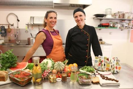 Sabine Ibanez et Amandine Alleaume