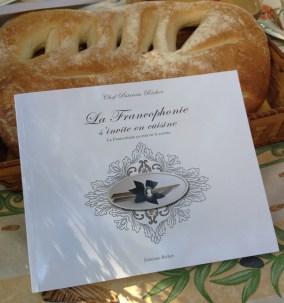 Patricia Richer, La Francophonie s'invite en cuisine