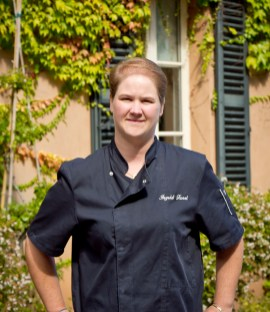 Ingrid Funel, restaurant L'Orée des Bois