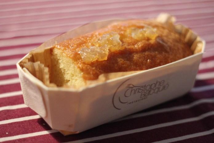 Pour prolonger la magie, on repart avec un moelleux cake au citron et huile d'olive
