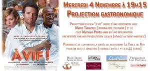 Soirée gastronomique à Salon-de-Provence