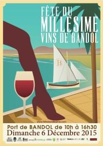 34ème Fête du Millésime des vins de Bandol