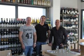 Guilhem Boyer, Marc Royer et Christophe Maize