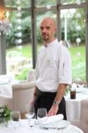 Philippe Colinet, chef des restaurants de la Bastide de Saint-Tropez
