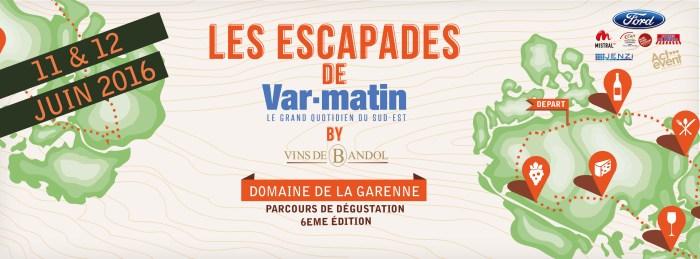 Les Escapades de Var-Matin