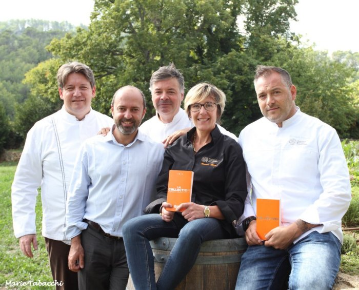 Châteaux Hotels Collection, Restaurants du Coeur, Diner de Chefs 2016