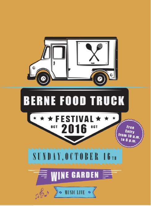 4ème édition du Festival des Food-Trucks au Château de Berne