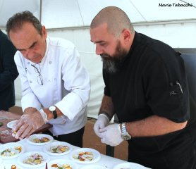 Fabrice Giraud, l'Instant Culinaire, Solliès-Ville