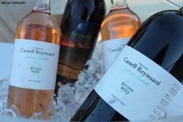 Les vins du Domaine Castell-Reynoard