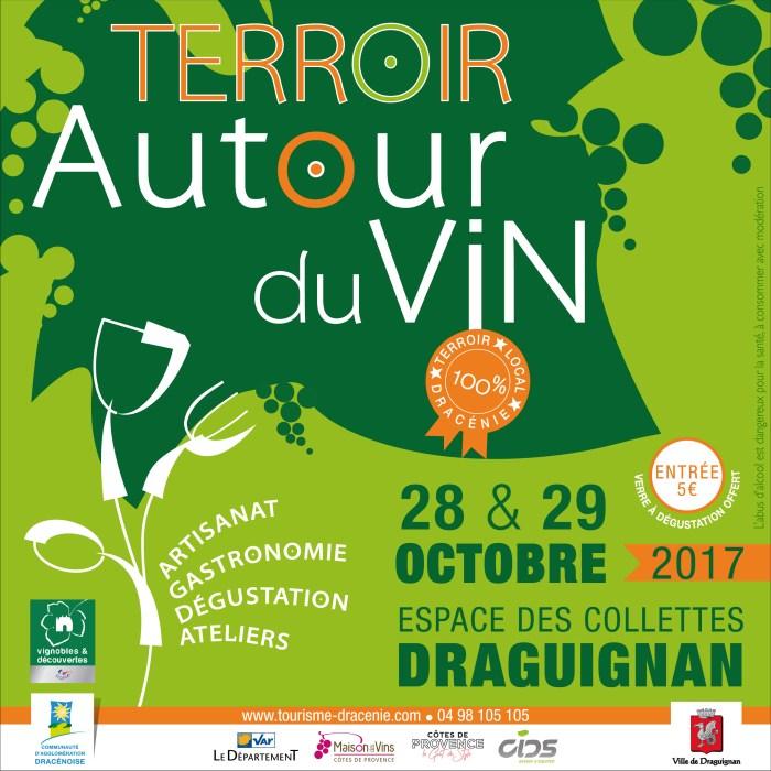 Autour du Vin 2017 Draguignan