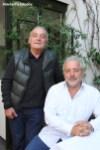 Père et fils! Alain et Jean-Claude Moreu