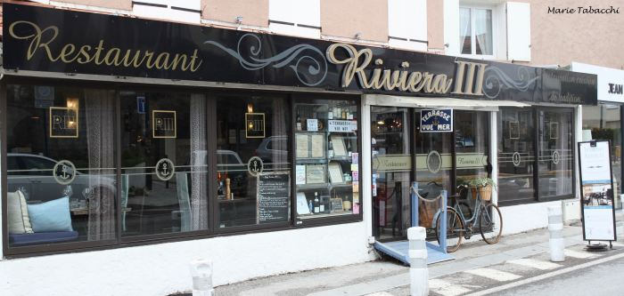 Riviera 3, Le Brusc, Six-Fours, restaurant