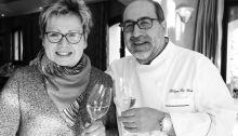 Martine et Philippe Da Silva, Les Gorges de Pennafort, Callas