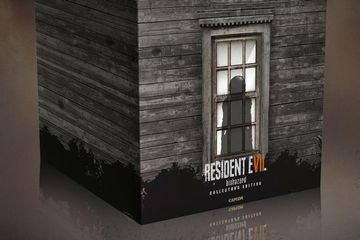 Resident Evil 7'nin özel versiyonları duyuruldu!