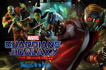 Guardians of the Galaxy – Ep.01: Tangled Up in Blue