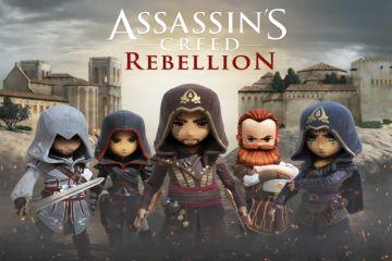 Fallout Shelter tadında Assassin's Creed: Rebellion