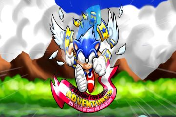 26. yaş günün kutlu olsun Sonic