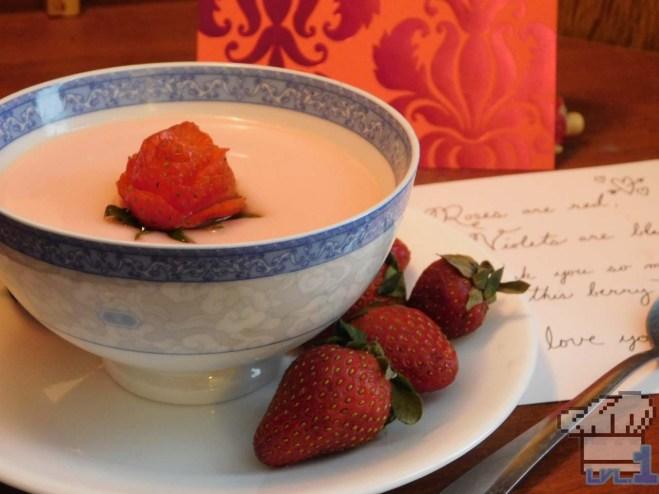MOTHER 3 – Strawberry Tofu