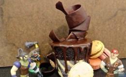 Legend of Zelda: Spirit Tracks – Chocolate Cannon Car