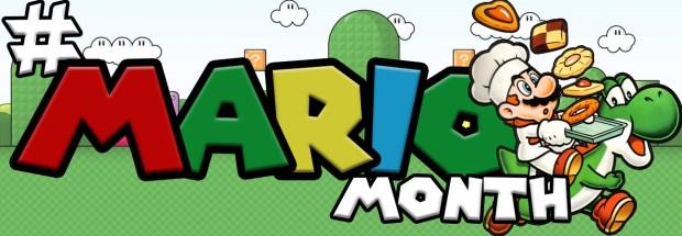It's Mario Month!