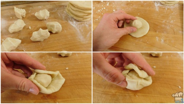 layering the dough for the iceberg turnip pastry recipe from the battle chef brigade video game