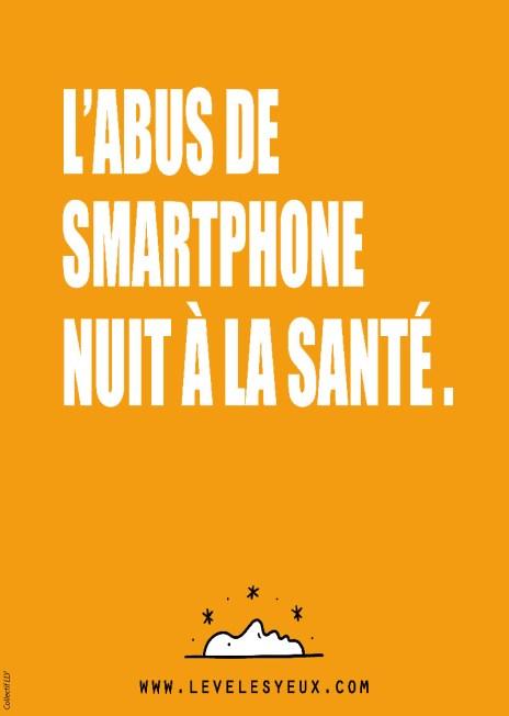 L'abus de smartphone nuit à la santé