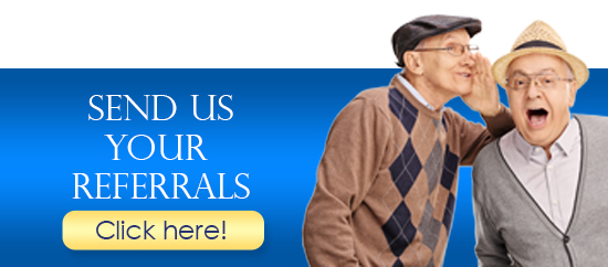 Refer a Friend for Home Care Services