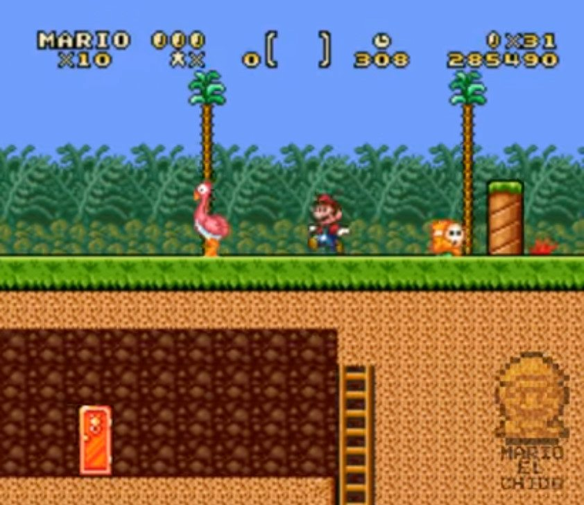 download game mario bros pc