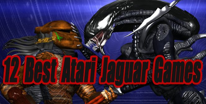 12 Best Atari Jaguar Games Including Jaguar CD Level Smack