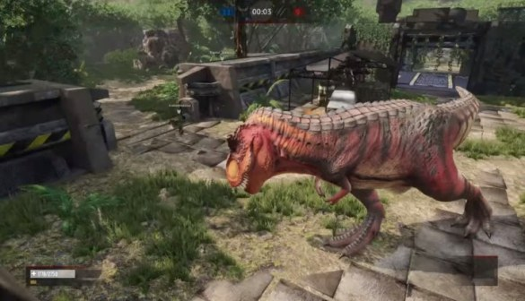 Best Dinosaur Games On PS4 Or Xbox One So Far   Level Smack  6 Primal Carnage Extinction