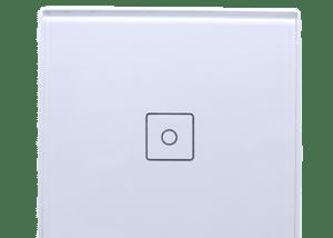 level tekli dokunmatik buton