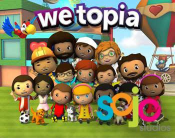 WeTopia Logo