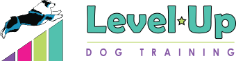Level Up Dog Training Logo