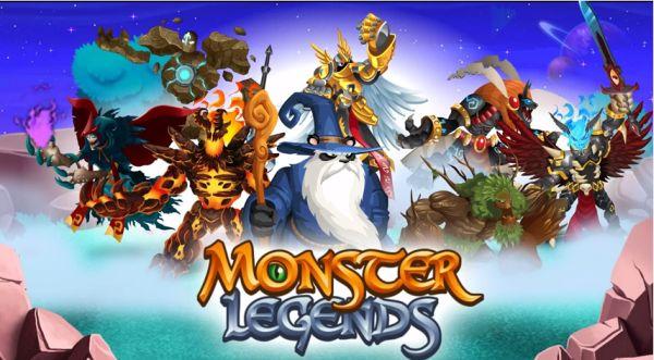 Znalezione obrazy dla zapytania monster legends