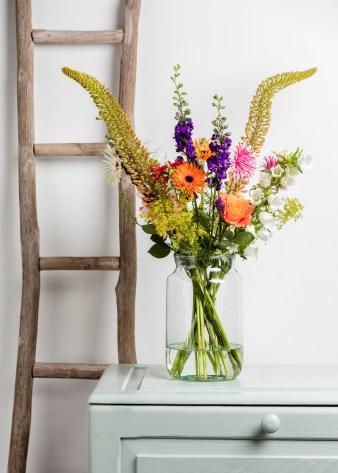 Opdrachtgever: LG flowers