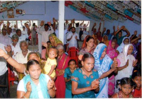 worship in church