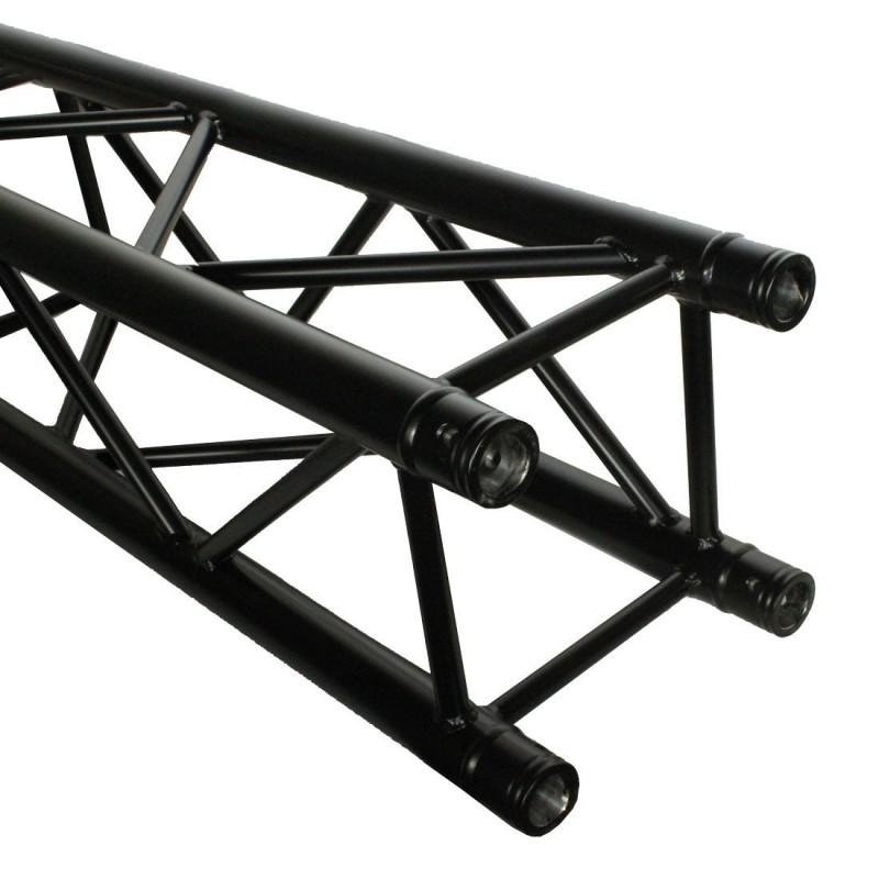 Poutre Structure Alu Duratruss DT342 300 Black Levenly